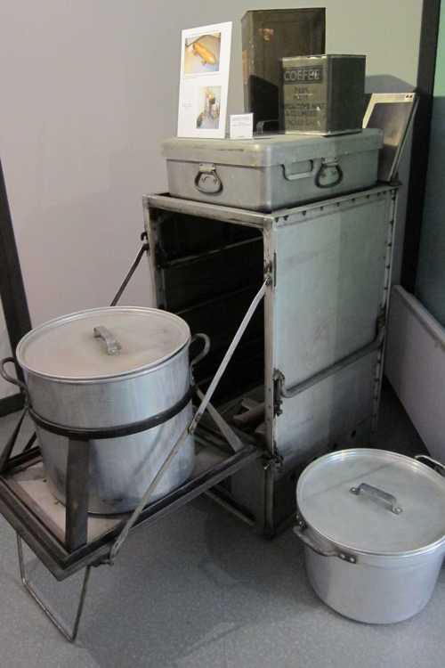 Une cuisine de campagne américaine.