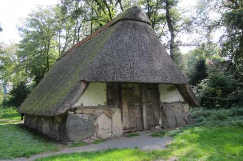 Une bergerie construite vers 1830.