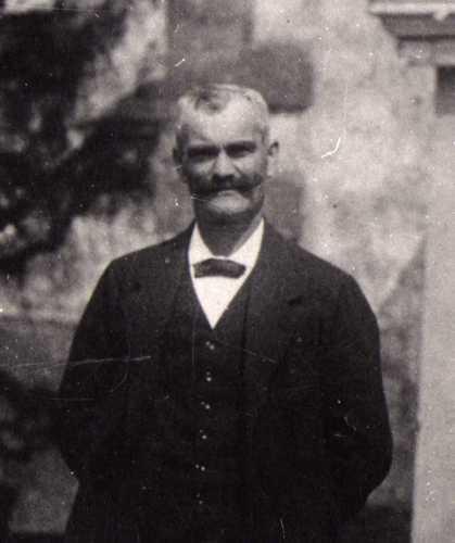 Yvan Reymann (1863-1921), maire de Rixheim de 1902 à 1919.