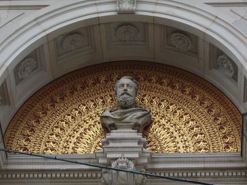 Le Grand-Duc Frédéric I (1826-1907) qui régna sur le Duché de Bade de 1858 à 1907.