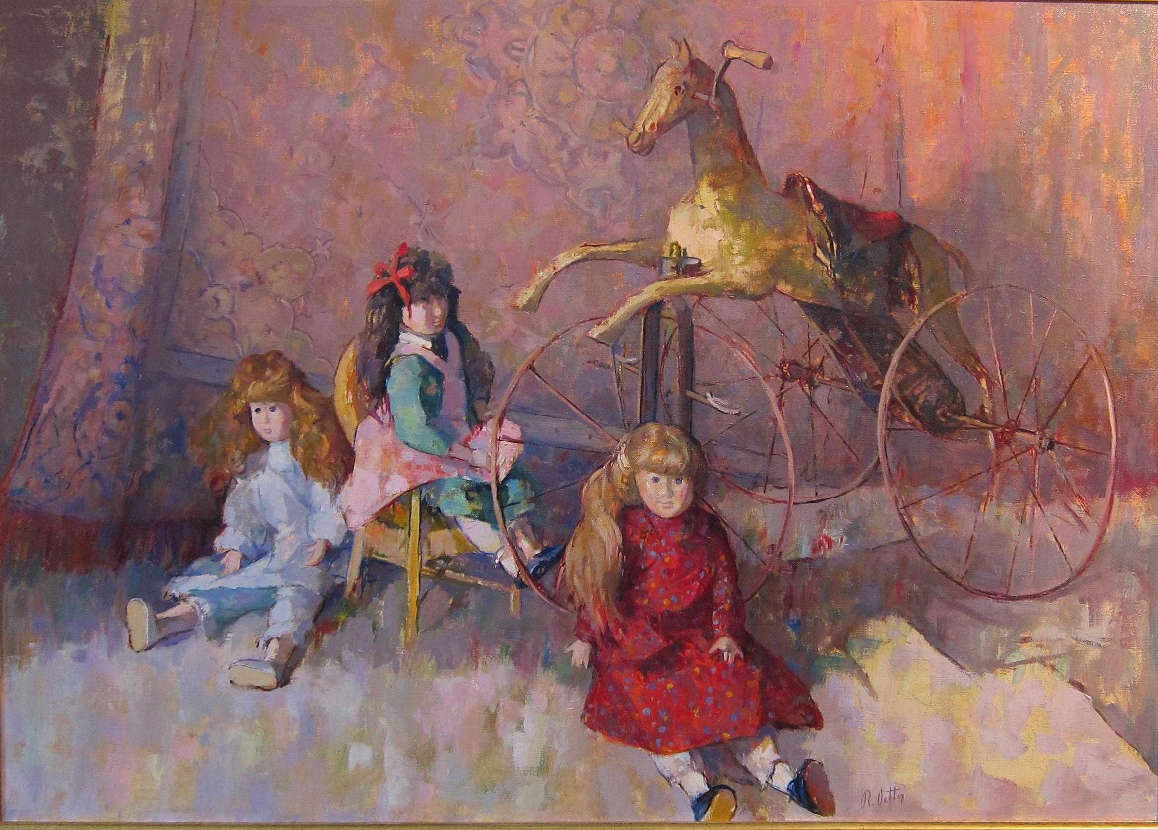 Jouets anciens (1990).